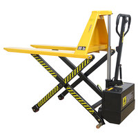 Wesco Industrial Products 272939 3000 lb. Electric Telescoping High Lift Pallet Truck