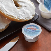 Smithfield 1 oz. Light Cream Cheese Cup - 100/Case