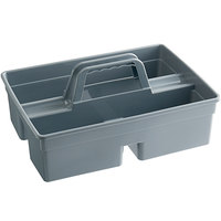 Rubbermaid 1880995 Gray Executive Divided Carry Caddy