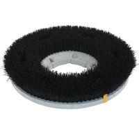 Carlisle 361100BA-5N Colortech 11 inch Black Bassine Rotary Scrubbing Brush