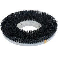 Carlisle 361200G50-5N Colortech 12 inch Black Nylon Rotary Stripping Brush