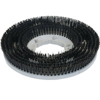 Carlisle 361500W30-5N Colortech 15 inch Black Steel Rotary Stripping Brush