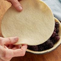 Pillsbury 6 3/4 inch Round Frozen Pie Dough - 48/Case