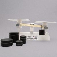 Cardinal Detecto 1001T2BNS 16 lb. Baked Enamel Baker's Dough Scale - 32 oz. x 0.5 oz. Beam Grads