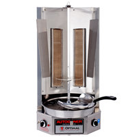 Optimal Automatics G-300 Autodoner Natural Gas 45 lb. Vertical Broiler