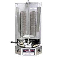 Optimal Automatics G-300 Autodoner Natural Gas 45 lb. Vertical Broiler