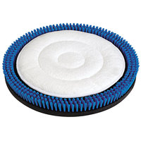 Carlisle 361300DNB 13 inch Microfiber Carpet Cleaning Replacement Bonnet for Dirt Napper System