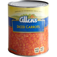 Diced Carrots #10 Can