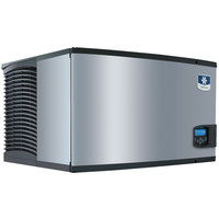 Manitowoc IY-0304A Indigo Series 30 inch Air Cooled Half Size Cube Ice Machine - 208-230V, 310 lb.