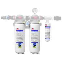 3M Water Filtration Products 56138-14 Replacement Cartridge Kit for DP260 Water Filtration System