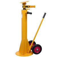 Wesco Industrial Products 272955 100,000 lb. Trailer Stabilizing Jack with 40,000 lb. Lifting Capacity