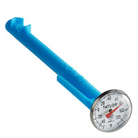 Taylor 6091N 5 inch Instant Read Pocket Probe Dial Thermometer -40 to 120 degrees Fahrenheit