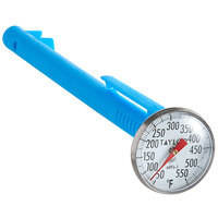 Taylor 5988N 5 inch Instant Read Pocket Probe Dial Thermometer 50 to 550 degrees Fahrenheit