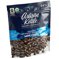 Artisan Kettle 9 oz. Organic Semisweet 4M Chocolate Chip Minis - 6/Case