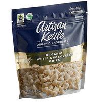 Artisan Kettle 10 oz. Organic White .9M Chocolate Chips - 6/Case