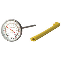 Taylor 8018N 5 inch Instant Read Pocket Probe Dial Thermometer 0 to 220 Degrees Fahrenheit