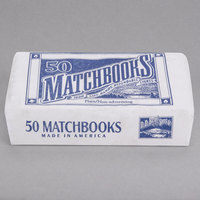 20-Strike Bulk Matchbooks   - 50/Box