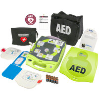 Zoll AED Plus Semi-Automatic AED with Text and Voice