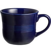 Acopa Capri 8 oz. Deep Sea Cobalt China Cup - 36/Case