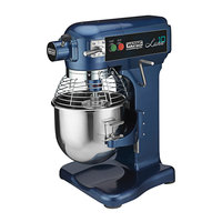 Waring WSM10L Luna 10 Quart Commercial Planetary Mixer with Guard - 120V, 3/4 hp