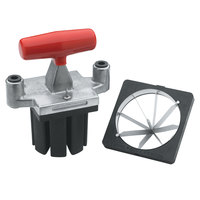 Vollrath 15053 Redco 8 Section Wedge T-Pack for Vollrath Redco InstaCut 3.5 -Tabletop Mount