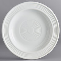 Acopa Capri 6 1/8 inch Coconut White China Plate - 24/Case