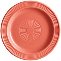 Acopa Capri 7 inch Coral Reef China Plate - 12/Pack