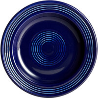 Acopa Capri 6 1/8 inch Deep Sea Cobalt China Plate - 24/Case