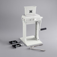 Backyard Pro MT-31 Butcher Series 31-Blade Manual Meat Tenderizer with Two Legs and Clamps