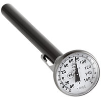Comark T160A/BOXED 5 inch Pocket Probe Dial Thermometer -40 to 160 Degrees Fahrenheit