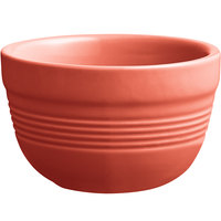 Acopa Capri 8 oz. Coral Reef China Bouillon - 36/Case