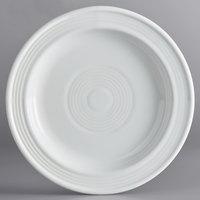 Acopa Capri 7 inch Coconut White China Plate - 24/Case