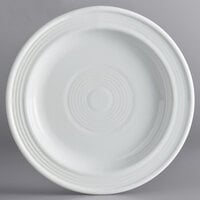 Acopa Capri 7 inch Coconut White China Plate - 24/Case