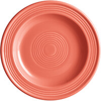 Acopa Capri 6 1/8 inch Coral Reef China Plate - 12/Pack