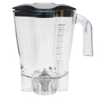 Hamilton Beach 6126-650 64 oz. Polycarbonate Container for HBH550, HBH650, HBH850 and HBS1400 High Performance Bar Blenders
