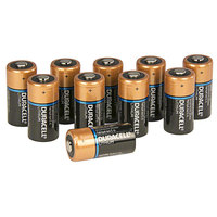 Zoll 8000-0807-01 Type 123 Lithium Batteries for AED Plus - 10/Pack