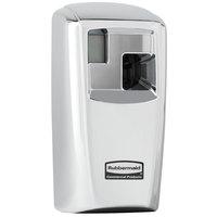 Rubbermaid 1793533 Microburst 3000 LCD Chrome Metered Aerosol Air Freshener System