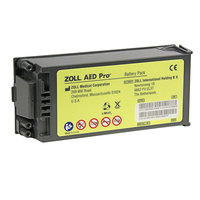 Zoll 8000-0860-01 3-Year Non-Rechargeable Lithium Battery Pack for AED Pro