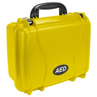 Defibtech DAC-112 Yellow Watertight Hard Case for Lifeline and Lifeline AUTO AEDs
