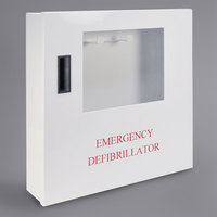 Defibtech DAC-220 Surface Mount AED Cabinet with Alarm for Lifeline and Lifeline AUTO AEDs