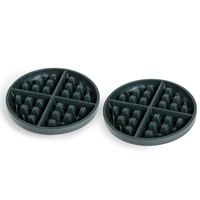 Nemco 77277 Removable 7 inch Grid Set for 7020-1 Series Waffle Makers