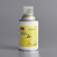 Rubbermaid FG401909 Lemon Standard Metered Aerosol Air Freshener System Refill
