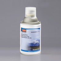 Rubbermaid FG4009851 Mountain Peaks Standard Metered Aerosol Air Freshener System Refill