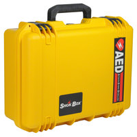 Defibtech AMP9800DTV Shok Box Watertight Hard Case for Lifeline View, ECG, and PRO AEDs
