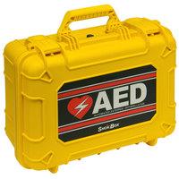 Defibtech AMP9500DT Shok Box Watertight Hard Case for Lifeline and Lifeline AUTO AEDs
