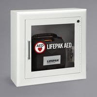 Physio-Control 11220-000079 Surface Mount AED Cabinet with Alarm