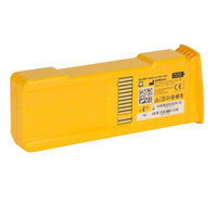 Defibtech DCF-210 7-Year High-Use Battery Pack with 9V Lithium Battery for Lifeline and Lifeline AUTO AEDs