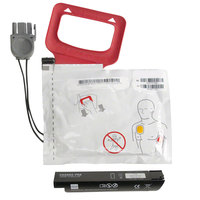 Physio-Control 11403-000002 CHARGE-PAK Charging Unit and 1 Adult Electrode Pad Set for LIFEPAK CR Plus and LIFEPAK EXPRESS AEDs