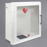 Physio-Control 11220-000093 Surface Mount AED Cabinet with Alarm for LIFEPAK CR2