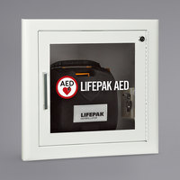 Physio-Control 11998-000293 Recessed Mount AED Cabinet with Alarm